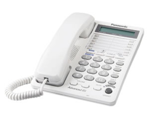 Panasonic KX-TS208 2 Line Business Phone for Business  $58.99
