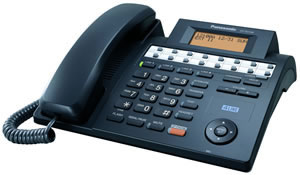 Panasonic KX-TS4300B Four Line Phone for Business  $189.99