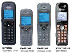 Panasonic Multicell Cordless Phones